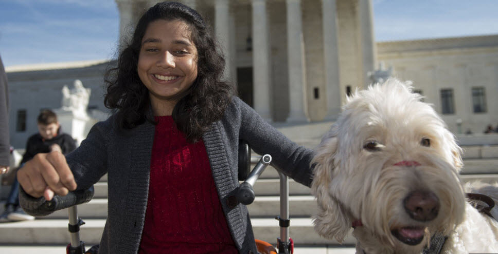 Michigan Girl Wins Battle with School–Supreme Court Sides with Her