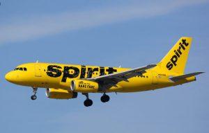 spirit airlines image